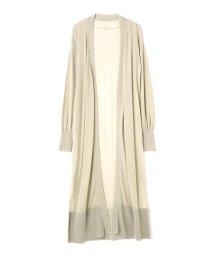 PROPORTION BODY DRESSING/《BLANCHIC》エアリーロングカーディガン/500303712