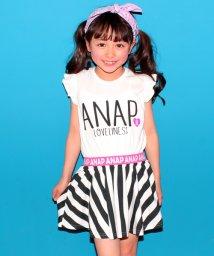 ANAP KIDS/ストライプドッキングワンピース/500293126