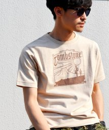 "SHIPS MEN/SC: 17SS ""MADE IN JAPAN"" プリント Tシャツ/500306201"