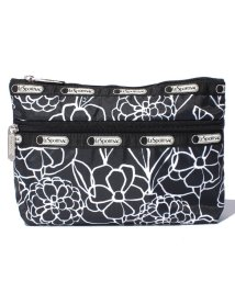 LeSportsac/COSMETIC CLUTCH エフロレセント/LS0018427