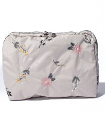 LeSportsac/EXTRA LARGE RECTANGULAR COSMETIC ミモザ/LS0018449