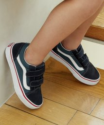 green label relaxing (Kids)/【VANS(バンズ)】 オールドスクール V16cm−19cm/500282464