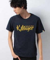 KRIFF MAYER/ブランドロゴ半袖TEE/500287181