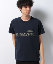 KRIFF MAYER/TOUGH半袖TEE(ロゴ)/500287182