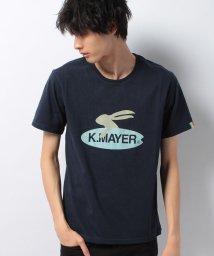KRIFF MAYER/ブランドロゴ半袖TEE/500287185