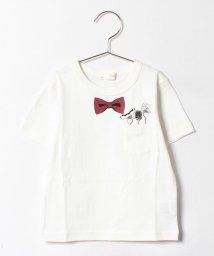 b-ROOM/蝶ネクタイPK半袖Tシャツ/500297686