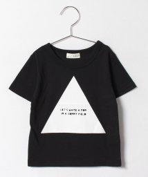 b-ROOM/〇□△×半袖Tシャツ/500297687