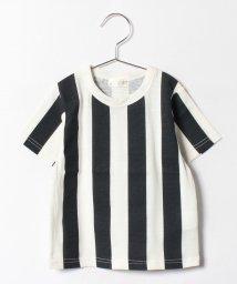 b-ROOM/4柄総柄半袖Tシャツ/500297689