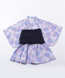 b-ROOM/花柄OP型浴衣/500297704