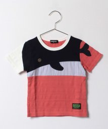 kladskap/くじら切替半袖Tシャツ/500297715