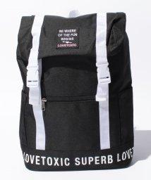 Lovetoxic/Wベルトデイパック/500297797