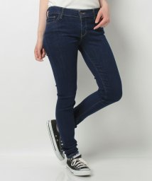 LEVI'S LADY/711 ASIA FIT SELVEDGE RICH INDIGO/500304171