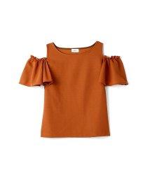 PROPORTION BODY DRESSING/《BLANCHIC》サッカーリバープルオーバー/500310511