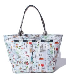 LeSportsac/SMALL EVERYGIRL TOTE ニューヨークニューヨーク/LS0018405