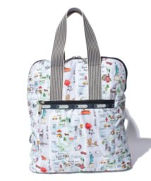 LeSportsac/EVERYDAY BACKPACK ニューヨークニューヨーク/LS0018411