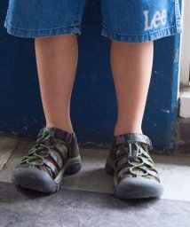 green label relaxing (Kids)/【KEEN(キーン)】ニューポートH2 15cm-18cm/500308797