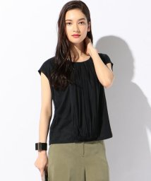 ICB(LARGE SIZE)/【洗える】Tulle Layered カットソー/500313832
