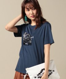 beautiful people/100/2 supima bearspanglesT‐shirt/500306064