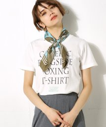 AZUL by moussy/BOXING LOGO T/500281974
