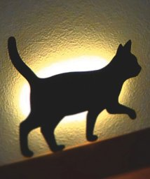 haco!/CAT WALL LIGHT/500286525