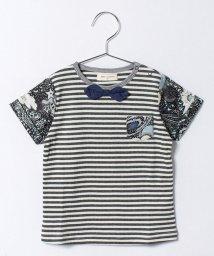 SENSE OF WONDER/MilkyWayボーダーTシャツ/500305943