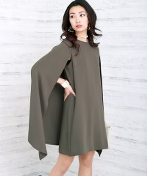 Bou Jeloud/【結婚式 ドレス】ロングケープワンピース/500314523