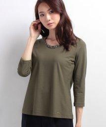 Leilian/Tシャツ/10253707N