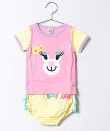 ANAP KIDS/キャラクターTシャツ+ブルマ SET UP/500304714