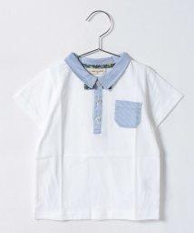 SENSE OF WONDER/蝶タイ付ポロシャツ/500305946