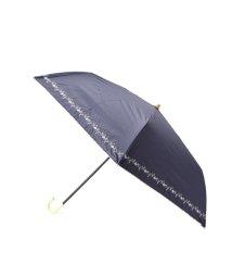 SOUP/晴雨兼用花刺繍ピコレース折り畳み傘/500316115