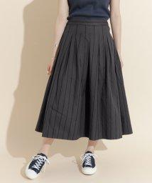 URBAN RESEARCH DOORS/FORK&SPOON Downproof Printed Skirt/500316629