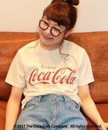 coen/USAコットンCoca−Cola Tシャツ/500301078