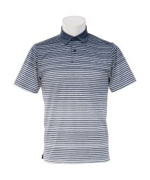 UNDER ARMOUR/アンダーアーマー/メンズ/UA COOLSWITCH TRAJECTORY STRIPE POLO/500319784