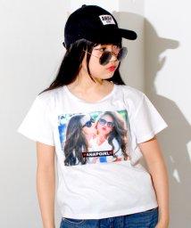 ANAP GiRL/フォトロゴTシャツ/500311505
