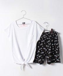 ANAP GiRL/ロゴトップス+ロゴ柄パンツ SET/500311507