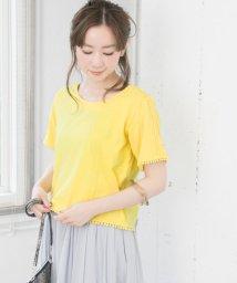 URBAN RESEARCH/つぶつぶレースTシャツ/500319940