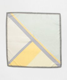 URBAN RESEARCH/ブロッキングスカーフ/500321743