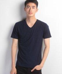 JNSJNM/【FREE GATE】汗染み防止VネックTシャツ/500302536