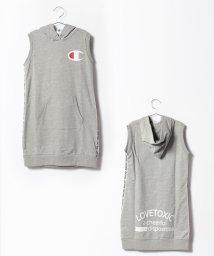 Lovetoxic/Championコラボパーカーワンピース/500320360