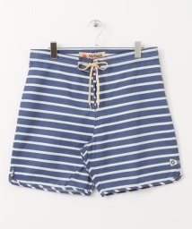 URBAN RESEARCH Sonny Label/MOLLUSK Cut Out Stripes Trunks/500326719