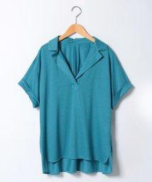 CARA O CRUZ/ポロシャツ/10253979N