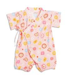 baby ampersand / F.O.KIDS MART/女児甚平ロンパス/500291961