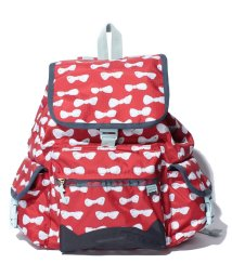 LeSportsac/VOYAGER BACKPACK ピークアブーレッド/LS0018515