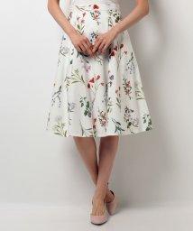 JUSGLITTY/サマーボタニカルプリントスカート/10253909N