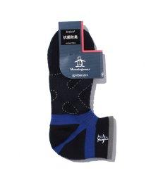 Munsingwear/L字型ヒールホールドソックス(17SS)/DE0028293