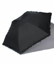 form forma/【晴雨兼用】ブラック傘/500315655