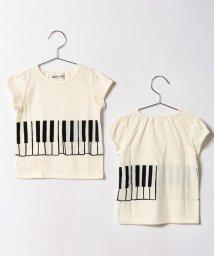 Love&Peace&Money/ピアノTシャツ/500321626