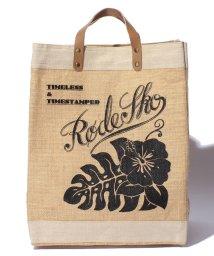 URBAN RESEARCH/【RODESKO】DORAロングコーヒービーンズバッグ/500322015