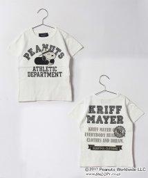 KRIFF MAYER(Kids)/スヌーピー半袖TEE(110〜130cm)/500323002