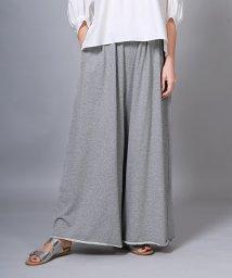 Bou Jeloud/【Made in Japan】スウェットボリュームワイドパンツ/500326280